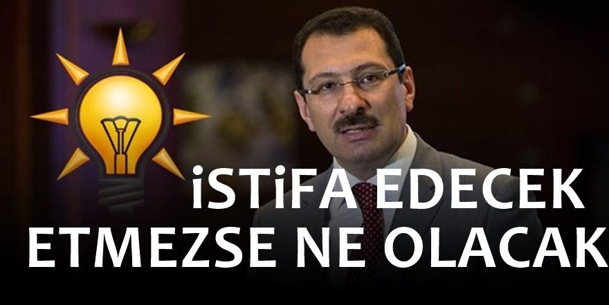 Ali İhsan Yavuz istifa mı edecek? Yeni gelişme