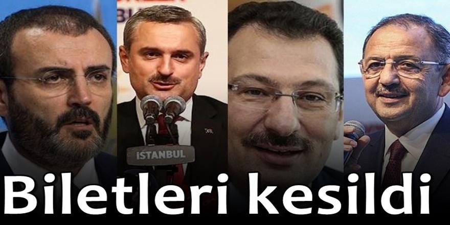 AKP'de 23 Haziran'ın faturası onlara kesilecek!.