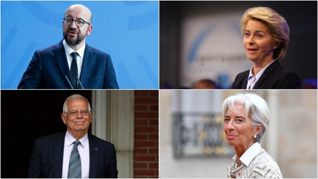 Ab'nin Yeni Başkan Adayları