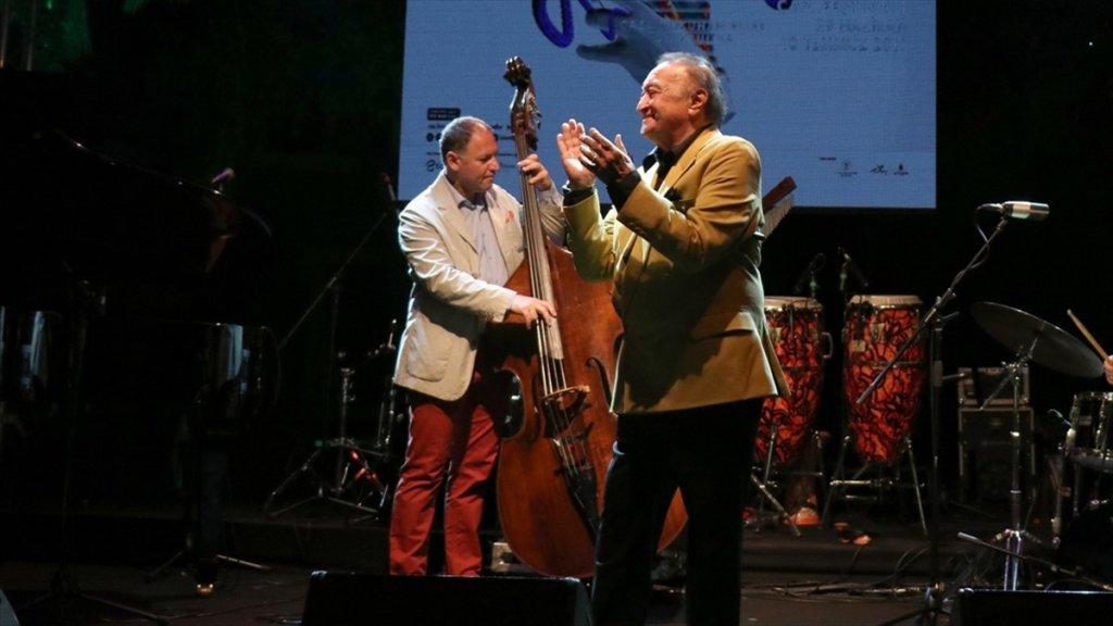 Caz Müziğin İki Ustasına 'Yaşam Boyu Başarı Ödülü'