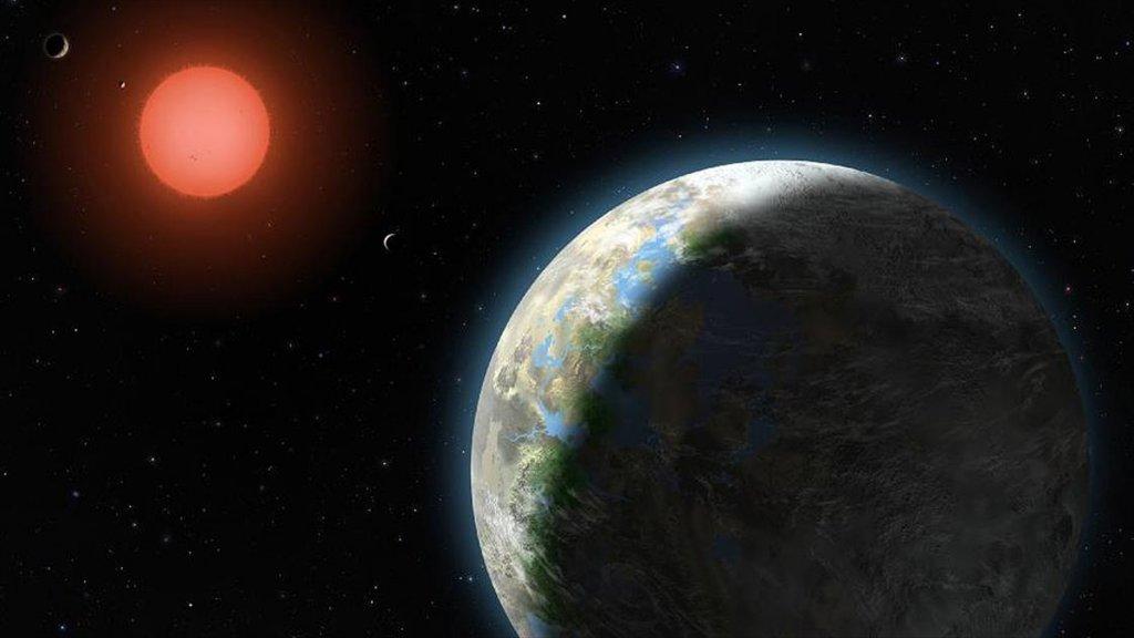 Hubble Ve Spitzer 'Öte Gezegen' İçin İlk Kez Birlikte Çalıştı
