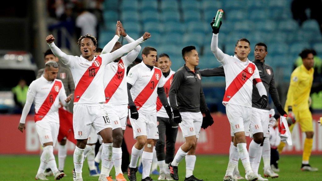 Kupa Amerika'da Finalin Adı Brezilya-peru