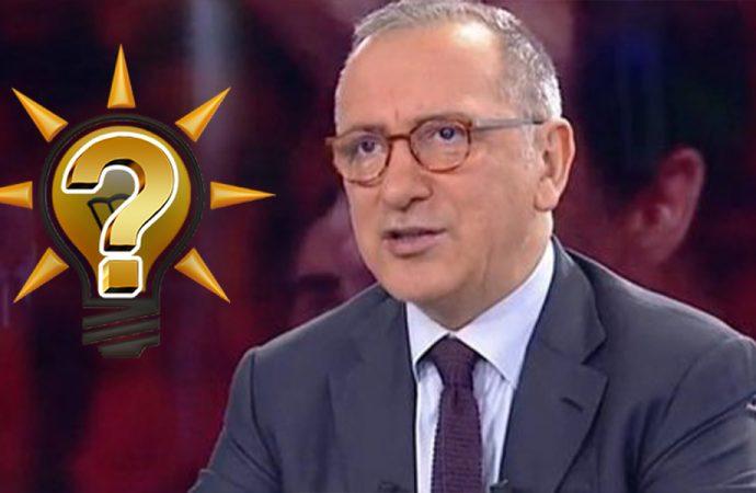 Fatih Altaylı AKP'yi uyardı: Canımızı da alsanız...