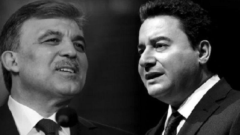 Ali Babacan'la ilgili kurnaz plan iddiası! Ankara'da şok kulis