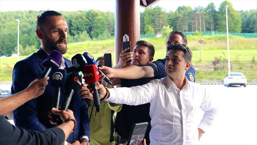 Fenerbahçe'nin Yeni Transferi Muric:
