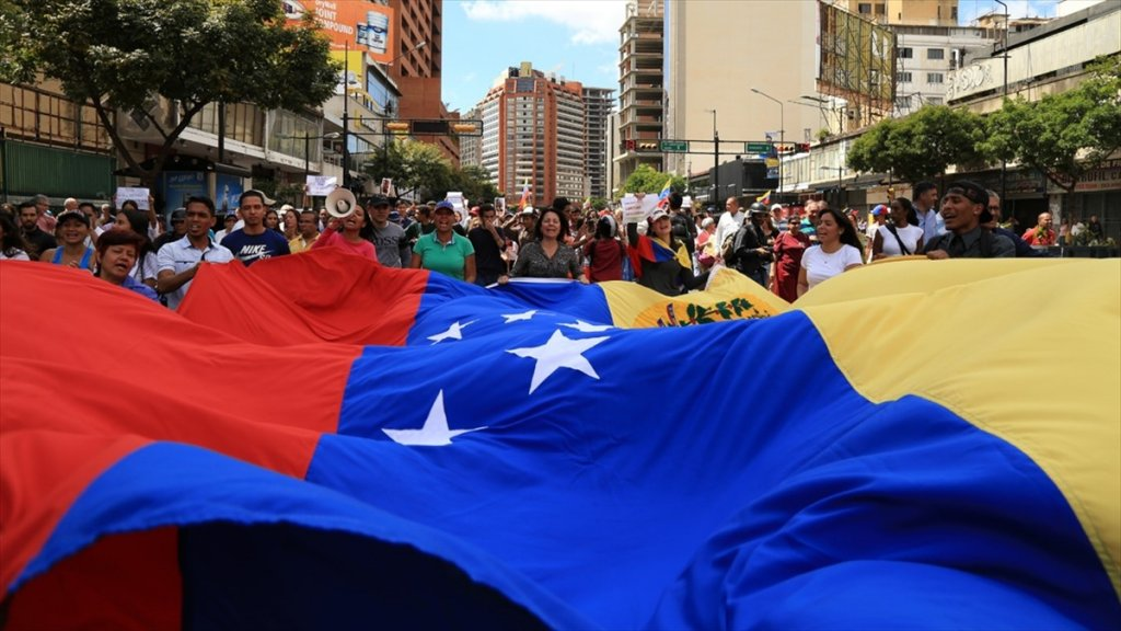Venezuela Hükümet Ve Muhalefet Temsilcilerinin Görüşmeleri Bitti