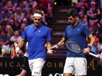 Perde Federer-Djokovic Finaliyle Kapanıyor