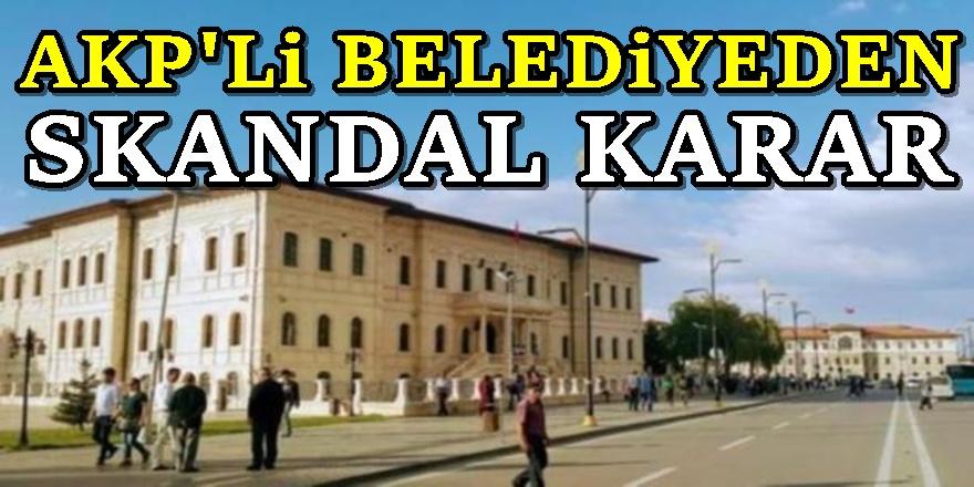 AKP'li belediyeden İstiklal Caddesi için skandal adım