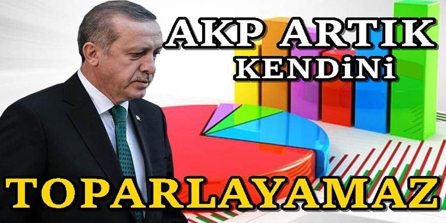 KONDA'dan AKP'ye kötü haber! Artık toparlanamazlar