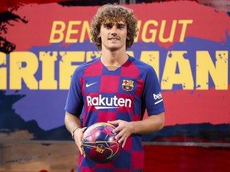 Barcelona'dan Yılın Transferi Antonie Griezmann
