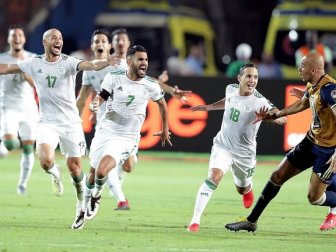 2019 Afrika Uluslar Kupası'nda 2. Finalist Belli Oldu