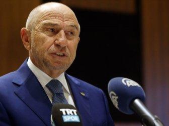 TFF Başkanı Özdemir: '15 Temmuz Unutulmayacak Bir Zaferdir'