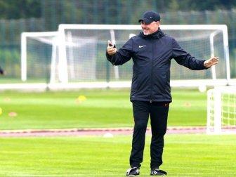 Teknik Direktör Sumudica: 'Hedefim İyi Bir Takım Kurup İyi Futbol İzletmek'