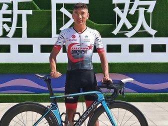 Milli Bisikletçi Ahmet Örken'in Hayali Büyük