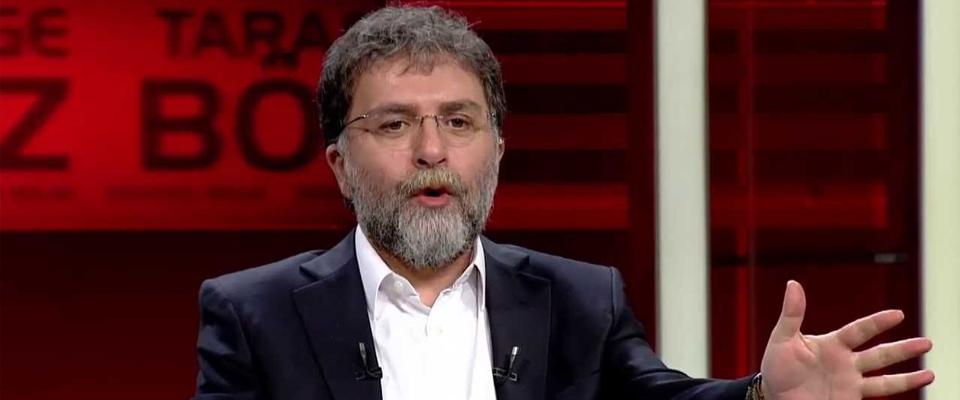 Uçak orucunu bozan Ahmet Hakan'a üst düzey görev