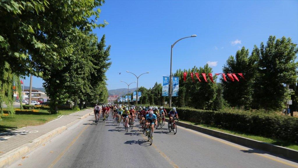 15 Temmuz Ulusal Bisiklet Yol Yarışı Tamamlandı