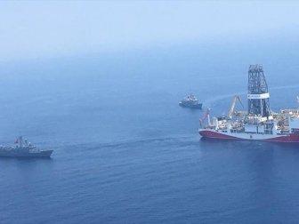 Doğu Akdeniz'deki Arama ve Sondaj Faaliyetlerine Dördüncü Gemi