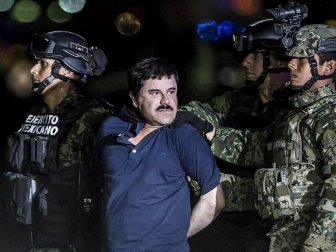 Meksikalı Uyuşturucu Karteli El Chapo Lakaplı Guzman'a Müebbet
