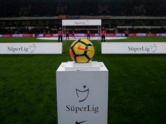 Spor Toto Süper Lig'de Yeni Sezon Fikstür Çekimi Yapıldı