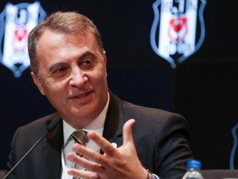 Beşiktaş Kulübü Başkanı Fikret Orman: 'Burak'ı Bırakmayı Düşünmüyoruz'
