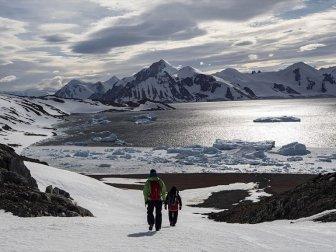 Antarktika'dan Toplanan Meteoritler Uluslararası Veritabanında