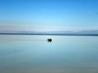 Yeniden Hayat Bulan Urumiye Gölü İran Halkının Yüzünü Güldürdü