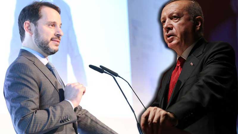 Kulislere sarsan Erdoğan ve Albayrak iddiası