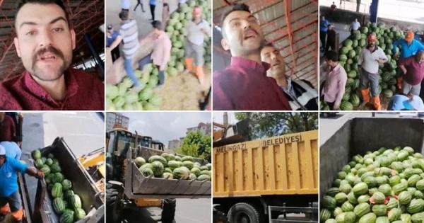 AKP'li belediyenin zabıtasına isyan