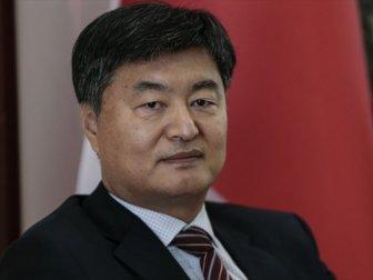 'Türkiye, Çin'in 'Kuşak ve Yol' Projesinin Önemli Bir Ortağı'