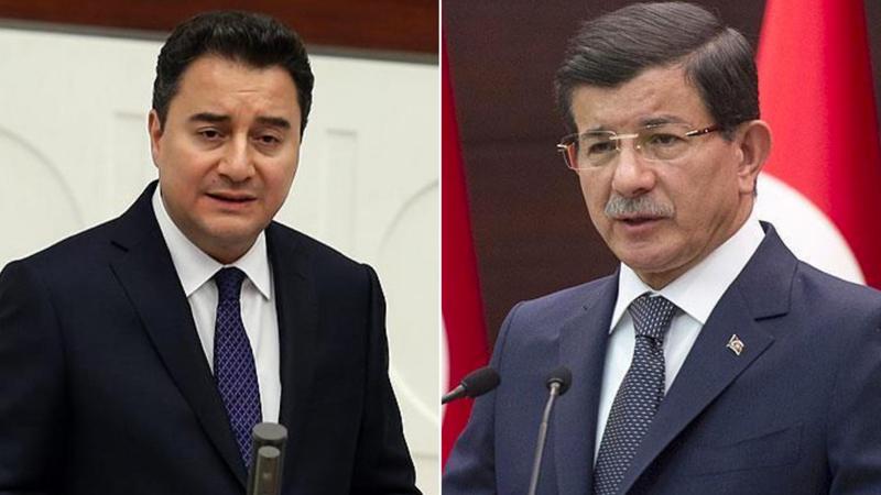 Davutoğlu ve Ali Babacan birleşmesine 'finans' engeli