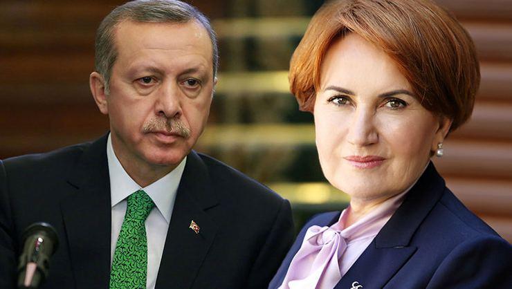Erdoğan,  bakanlık teklif etti mi ? Akşener yanıt verdi