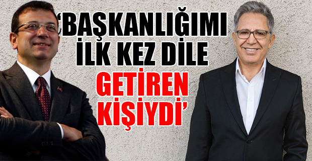 İmamoğlu'nun arkasındaki isim Zülfü Livaneli çıktı