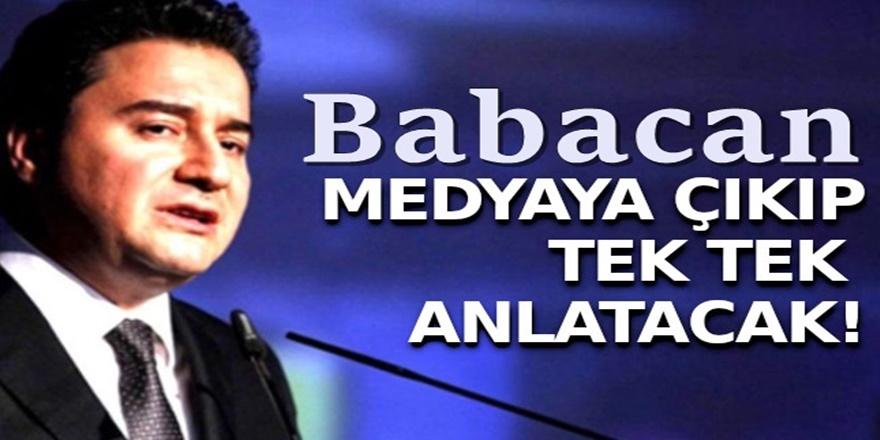 Ali Babacan nihayet suskunluğunu bozuyor!