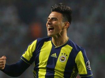 Fenerbahçe Makedon Futbolcu Eljif Elmas ile Yollarını Resmen Ayırdı