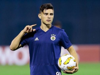Fenerbahçe Kulübü Eljif Elmas'ın Transferini Borsaya Bildirdi