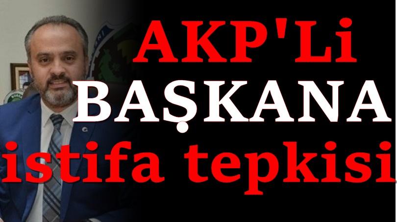 38 baro başkanından AKP'li başkana istifa çağrısı