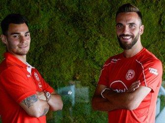 Kaan Ayhan ve Kenan Karaman Doğru Kulübü Bekliyor