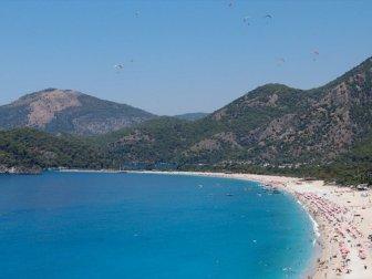 Turizm Merkezlerinden Antalya ve Muğla'da Yoğunluk