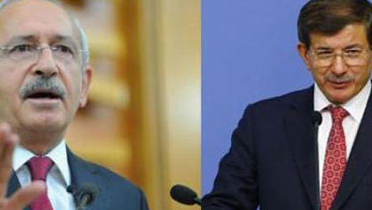 Koç,Davutoğlu ve Kılıçdaroğlu'ndan gizli görüşme