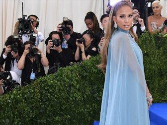 ABD'li Şarkıcı Jennifer Lopez Antalya'da