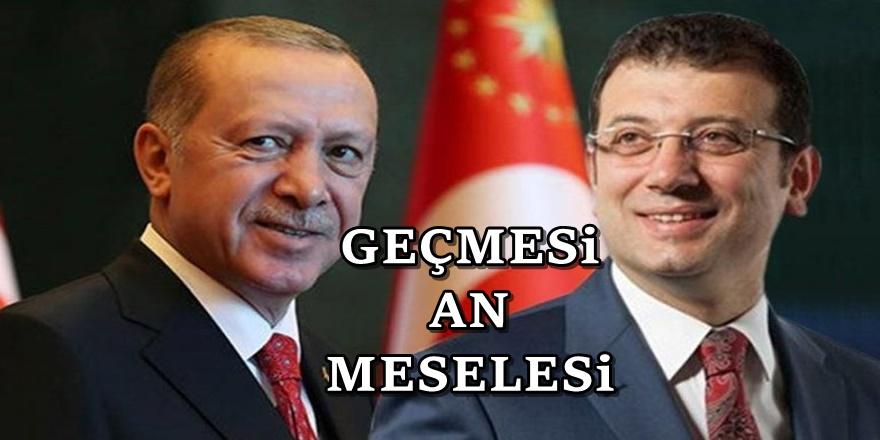 Ekrem İmamoğlu ile Erdoğan arasındaki fark kapandı