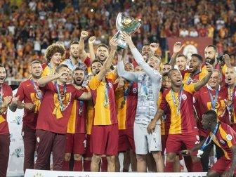 Galatasaray Son 24 Organizasyonun 14'ünde Şampiyon