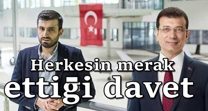 İmamoğlu Erdoğan'ın damadını ziyaret etme nedenini açıkladı
