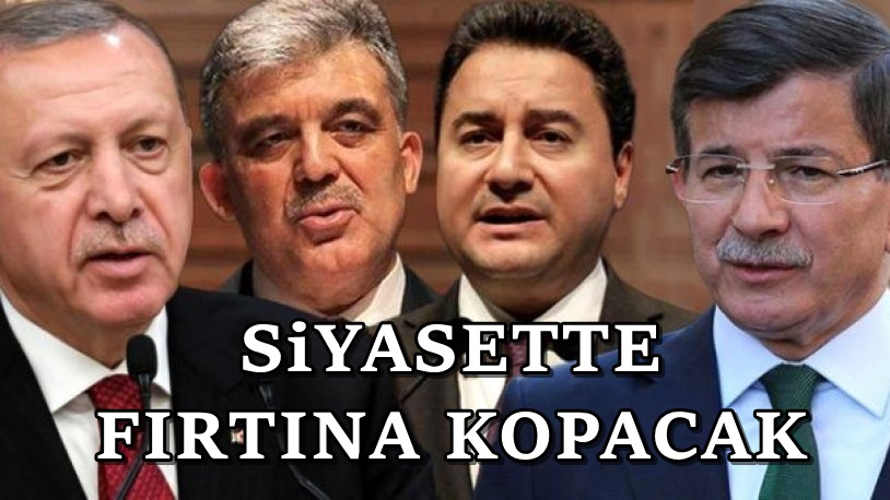 Eylül'de AKP'de dengeler değişecek