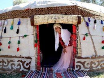 Kapadokya'daki 'Kırgız Obası'nda Türk Kültürü