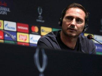 'UEFA Süper Kupa Maçını Kazanacağımıza İnanıyorum'
