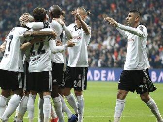 Beşiktaş'ın Süper Lig'deki Seyri