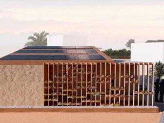 Üniversite Öğrencileri Atıktan Enerji Elde Edebilen 'Akıllı Ev' Tasarladılar