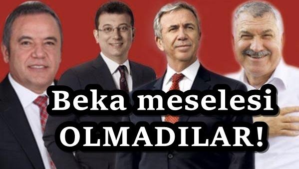 CHP'li başkanlar AKP ve MHP'yi resmen şoka uğrattı