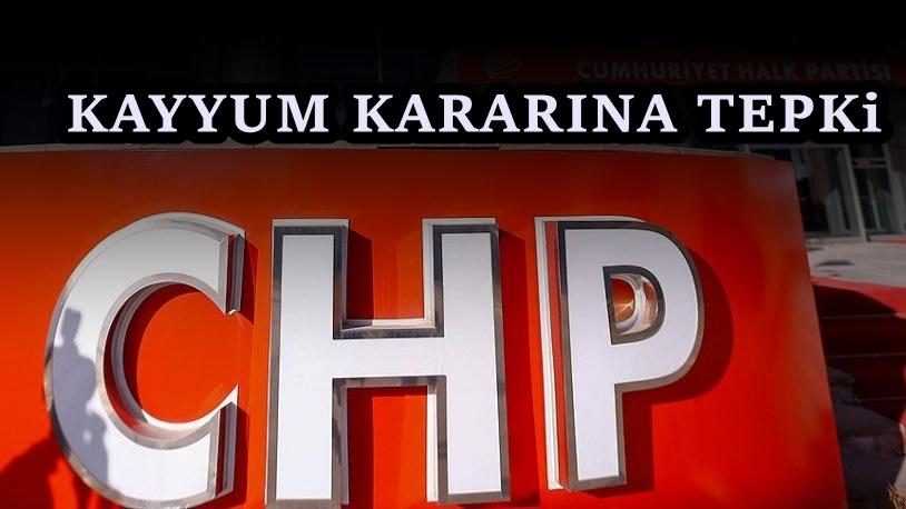 CHP'den HDP'li 3 belediye başkanının görevden alınmasına ilk tepki